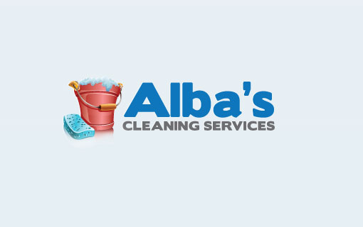 Albas Cleaning Logo