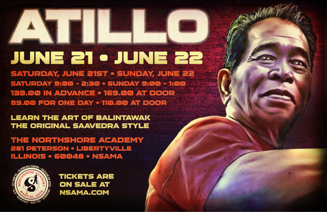 Atillo - Official Seminar Poster